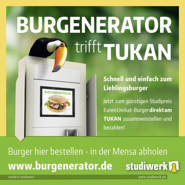 Fur Alle Burgerfreunde An Der Uni Trier Gibt Es Eine Gute Nachricht Ab Sofort Kann Personliche Lieblingsburger Auch Ausserhalb Des Internets